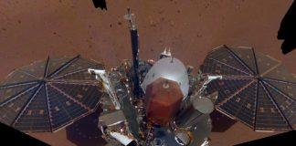 Selfie στον Άρη